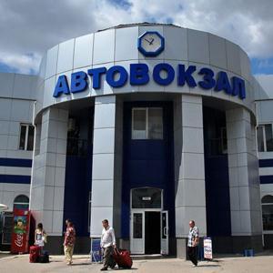 Автовокзалы Востряково