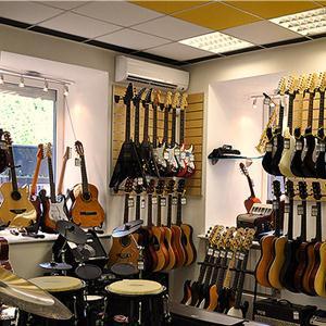 Музыкальные магазины Востряково