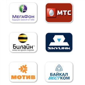 Операторы сотовой связи Востряково
