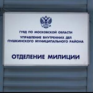 Отделения полиции Востряково
