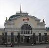 Железнодорожные вокзалы в Востряково