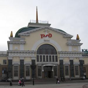 Железнодорожные вокзалы Востряково